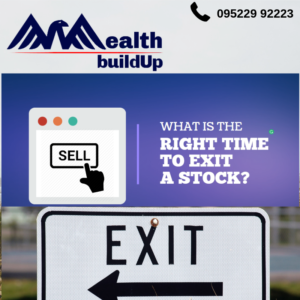 What is the right time to exit a stock?