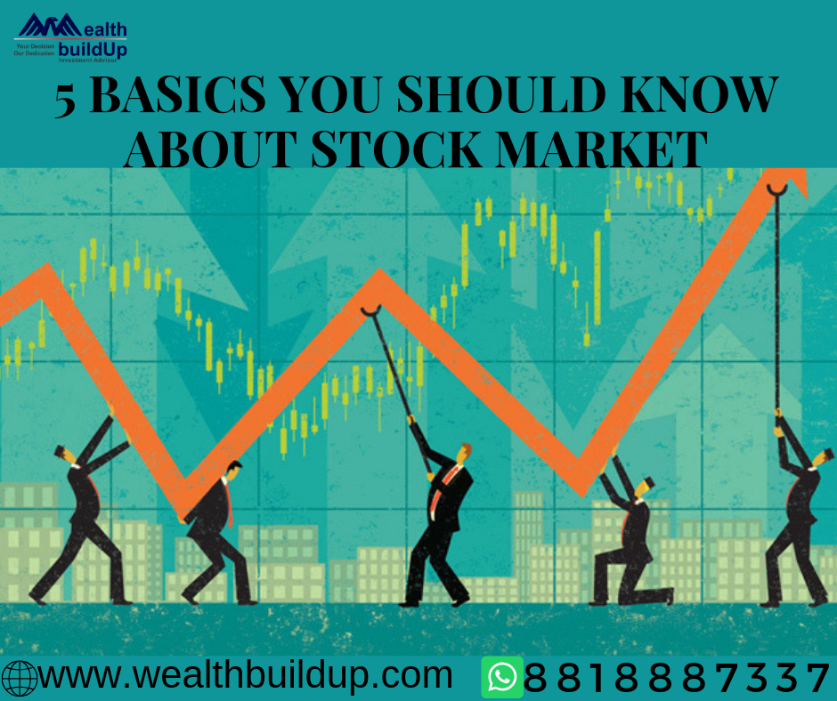 5 Basics You Should Know About Stock Market