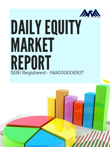 Daily Equity Market Report – – stock cash Intraday tips