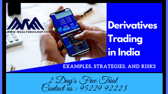 Types of Derivatives of Nifty Trading